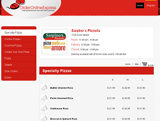 Online Ordering System for Restaurants - Order Online Express